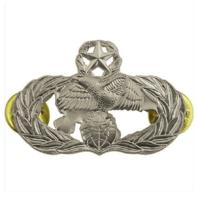 Vanguard AIR FORCE BADGE: TRANSPORTATION: MASTER - MIDSIZE