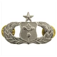 Vanguard AIR FORCE BADGE: WEATHER OPERATIONS: SENIOR - MIDSIZE