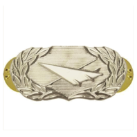 Vanguard AIR FORCE BADGE: HISTORIAN - MIDSIZE