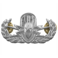 Vanguard AIR FORCE BADGE EXPLOSIVE ORDNANCE DISPOSAL SENIOR - MIDSIZE