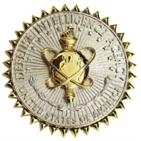 Vanguard ARMY IDENTIFICATION BADGE: UNITED STATES DEFENSE INTELLIGENCE AGENCY