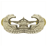 Vanguard ARMY BADGE: AIRBORNE GLIDER - MIRROR FINISH