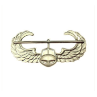 Vanguard ARMY BADGE: AIR ASSAULT - MIRROR FINISH