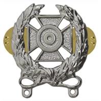 Vanguard US Army Expert Shooting Badge Regulation Size Mirror Finish