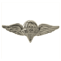 Vanguard ARMY BADGE: PARACHUTE RIGGER - MIRROR FINISH