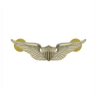 Vanguard ARMY DRESS BADGE: AVIATOR - MINIATURE, MIRROR FINISH