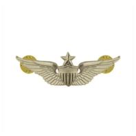 Vanguard ARMY DRESS BADGE: SENIOR AVIATOR - MINIATURE, MIRROR FINISH