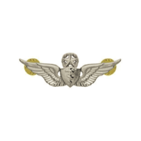 Vanguard ARMY DRESS BADGE: MASTER FLIGHT SURGEON - MINIATURE, MIRROR FINISH