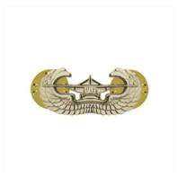 Vanguard ARMY DRESS BADGE: AIRBORNE GLIDER - MINIATURE