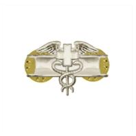Vanguard ARMY DRESS BADGE: EXPERT FIELD MEDICAL - MINIATURE, MIRROR FINISH