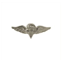 Vanguard ARMY DRESS BADGE: PARACHUTE RIGGER - MINIATURE, MIRROR FINISH