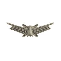 Vanguard ARMY DRESS BADGE: SPACE - MINIATURE, MIRROR FINISH