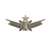 Vanguard ARMY DRESS BADGE: SENIOR SPACE - MINIATURE, MIRROR FINISH