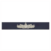 Vanguard COAST GUARD EMBROIDERED BADGE: SURFACE WARFARE ENLISTED RIPSTOP FABRIC