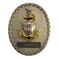 Vanguard COAST GUARD BADGE: ENLISTED ADVISOR E8 COMMAND: SENIOR REGULATION SIZE