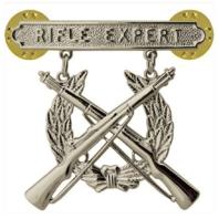 Vanguard MARINE CORPS QUALIFICATION BADGE: RIFLE EXPERT