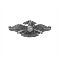 Vanguard Miniature Navy Fleet Marine Force Badge- Oxidized