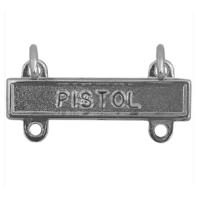 Vanguard US Army Qualification Bar - Pistol - Mirror Finish