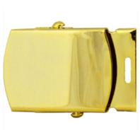 Vanguard BELT BUCKLE: GOLD BUCKLE AND TIP