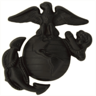 Vanguard MARINE CORPS SERVICE CAP DEVICE: ENLISTED