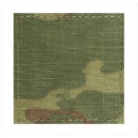 Vanguard ARMY ROTC OCP RANK W/HOOK CLOSURE : (A) BLANK (NO RANK)