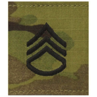 Vanguard ARMY GORTEX RANK: STAFF SERGEANT - OCP JACKET TAB