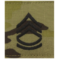 Vanguard ARMY GORTEX RANK: SERGEANT FIRST CLASS - OCP JACKET TAB