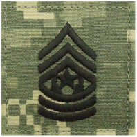 Vanguard ARMY GORTEX RANK: COMMAND SERGEANT MAJOR - ACU JACKET
