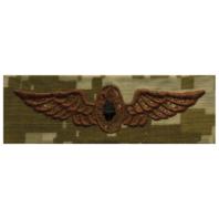 Vanguard NAVY EMBROIDERED BADGE: FLIGHT SURGEON - DESERT DIGITAL