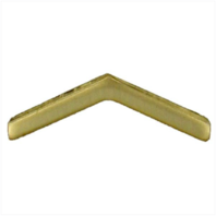 Vanguard ARMY ROTC CHEVRON: PRIVATE - BRASS
