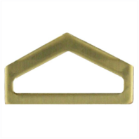 Vanguard ARMY ROTC CHEVRON: PRIVATE FIRST CLASS - BRASS