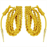 Vanguard ARMY DRESS AIGUILLETTE: GOLD NYLON