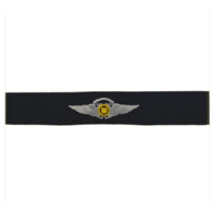 Vanguard COAST GUARD AUXILIARY EMBROIDERED BADGE: AIR CREW WINGS RIPSTOP FABRIC