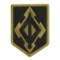 Vanguard ARMY PATCH: MANEUVER SUPPORT CENTER OF EXCELLENCE, FORT LEONARD WOOD ARMY OCP UNIFORM