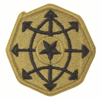 Vanguard ARMY PATCH: CRIMINAL INVESTIGATION COMMAND - EMBROIDERED ON OCP
