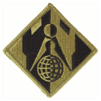 Vanguard ARMY PATCH: CORPS OF ENGINEERS - EMBROIDERED ON OCP