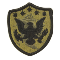 Vanguard ARMY PATCH: U.S. NORTHERN COMMAND - EMBROIDERED ON OCP