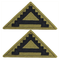 Vanguard ARMY PATCH: SEVENTH ARMY -7TH ARMY EMBROIDERED ON OCP