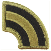 Vanguard ARMY PATCH: 42ND INFANTRY DIVISION - EMBROIDERED ON OCP