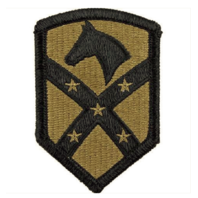 Vanguard ARMY PATCH: 15TH SUSTAINMENT BRIGADE - EMBROIDERED ON OCP