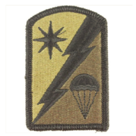 Vanguard ARMY PATCH: 82ND SUSTAINMENT BRIGADE - EMBROIDERED ON OCP