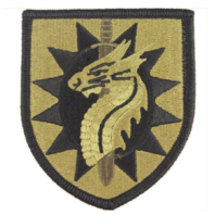 Vanguard ARMY PATCH: 224TH SUSTAINMENT BRIGADE - EMBROIDERED ON OCP