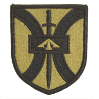 Vanguard ARMY PATCH: 916TH FIELD ARMY SUPPORT BRIGADE - EMBROIDERED ON OCP