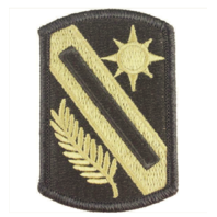 Vanguard ARMY PATCH: 321ST SUSTAINMENT BRIGADE - EMBROIDERED ON OCP