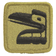 Vanguard ARMY PATCH: 81ST INFANTRY BRIGADE - EMBROIDERED ON OCP