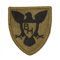 Vanguard ARMY PATCH: 86TH TRAINING DIVISION - EMBROIDERED ON OCP