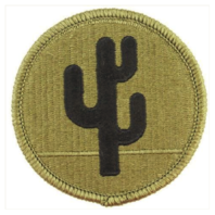 Vanguard ARMY PATCH 103RD SUSTAINMENT COMMAND (EXPEDITIONARY) EMBROIDERED ON OCP