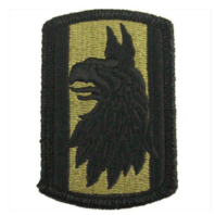 Vanguard ARMY PATCH: 470TH MILITARY INTELLIGENCE BRIGADE - EMBROIDERED ON OCP