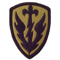 Vanguard ARMY PATCH: 504TH BATTLEFIELD SURVEILLANCE BRIGADE - EMBROIDERED ON OCP