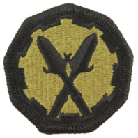 Vanguard ARMY PATCH: 290TH MILITARY POLICE BRIGADE - EMBROIDERED ON OCP